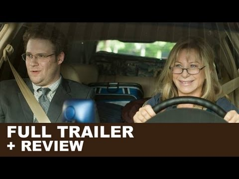The Guilt Trip 2012 Official Trailer + Trailer Review : HD PLUS