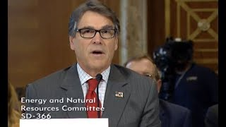 Rick Perry Loses Cool When Sen Franken Confronts Him On Climate Change
