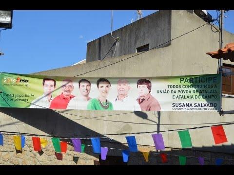 DEBATE UNI�O DAS FREGUESIAS DE P�VOA DE ATALAIA E ATALAIA DO CAMPO