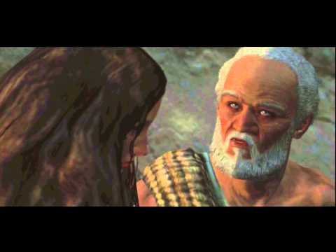 Dragon's Dogma - Newly Arisen: Chief Adaro & Quina Discus Arisen in Cassardis Cutscene Gameplay PS3