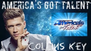 America's Got Talent | Magician | Collins Key