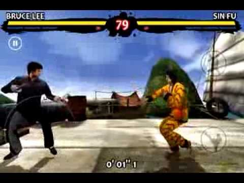 Bruce Lee Dragon Warrior Android