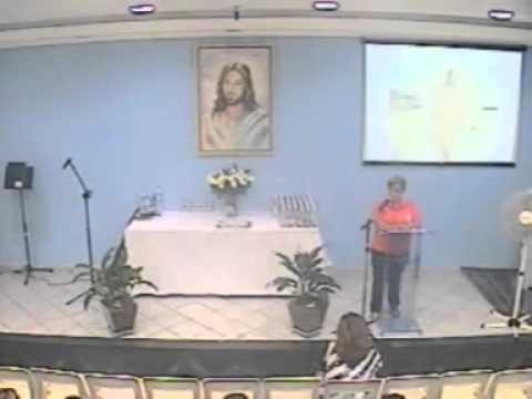 Palestra- Grupo Espírita Esperança - EDNA BRANCO - 15 de Janeiro de 2014.