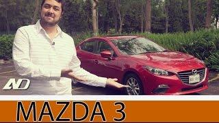 Mazda 3 Sedan - Tan bueno como todos dicen