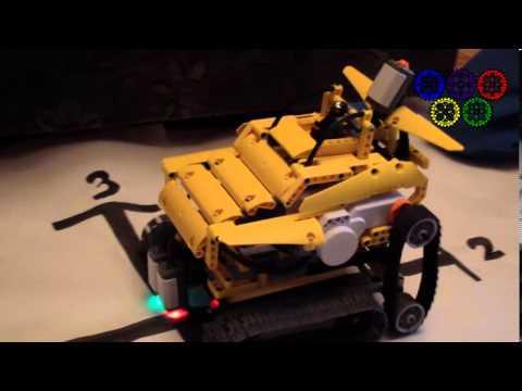 Подготовка к турниру мобильных роботов