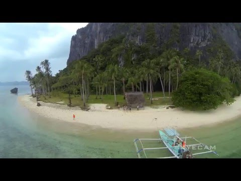 Flight over El Nido, The Philippine Islands - FPV