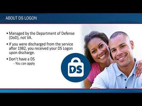 DS Logon Webinar