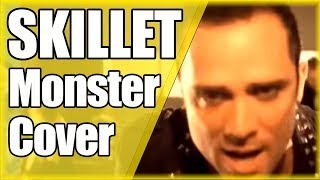 """Download Lagu SKILLET: """"Monster"""" (Cover by The Kira Justice) Gratis STAFABAND"""
