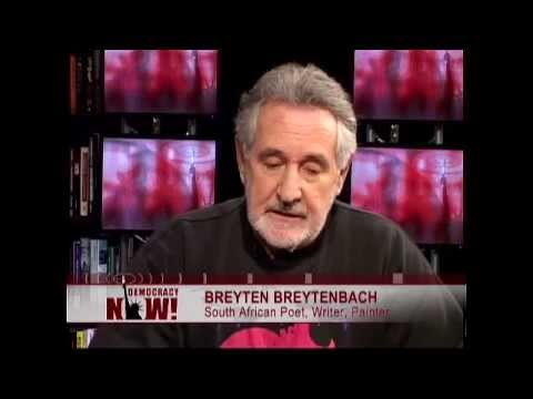 South African Poet and Anti-Apartheid Activist Breyten Breytenbach on Nelson Mandela