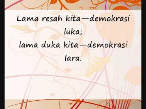 Bahasa Melayu Mestamu Berpasangan.wmv video