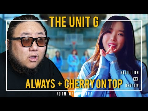 Producer Reacts to The Unit G