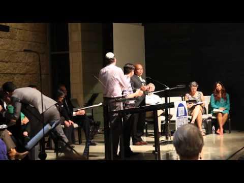 2014 Austin Interfaith Accountability Session at Temple Beth Shalom - 09/27/2014