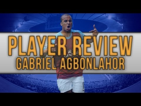 FIFA 13 | Gabriel Agbonlahor | Player Review