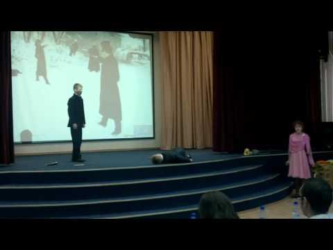 """День театра. Сезон 2011 года. """"Евгений Онегин.Дуэль"""""""