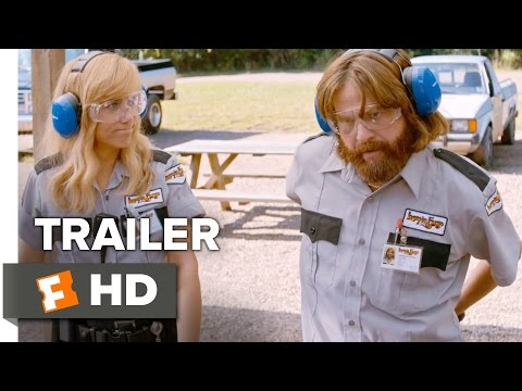 Masterminds Official Trailer 1 (2016) - Kristen Wiig Movie