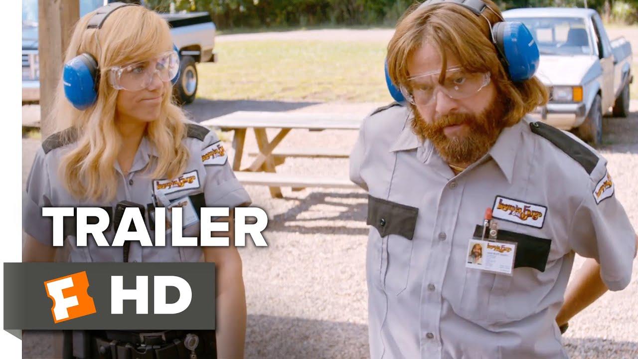 Masterminds Official Trailer 1 (2016) - Kristen Wiig Movie