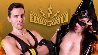 Haus of Pain Wrestling Documentary TRAILER!