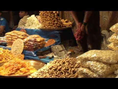 Store Of Various Types Of Delicious Food....Jalebi,Popcorn, Badam Chart,Seu.