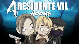 Resident Evil 4 Parody ENG SUBS | Woons