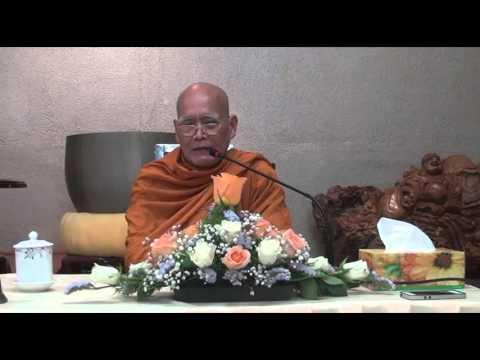 Trí tuệ của Đạo Phật giảng tại Thiền Viện Minh Quang Sydney (20-12-2015)