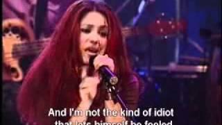 Shakira: Octavo Día (MTV Unplugged)