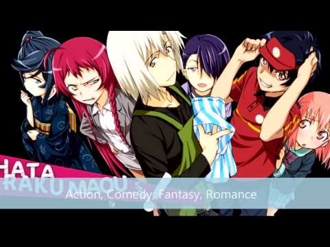 Newly English Dubbed Anime 2014 Part 1 video