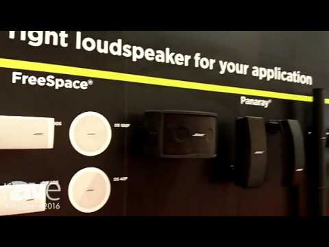 InfoComm 2016: Gary Kayye Tours the Bose Booth With David Prince