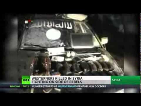 CIA IN SYRIA PROVOKING TERROR - WITH US COVERT SUPPORT - PROVOKING WAR