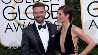 Download Lagu Justin Timberlake and Jessica Biel gush over son at Emmys   Daily Celebrity News   Splash TV Gratis STAFABAND
