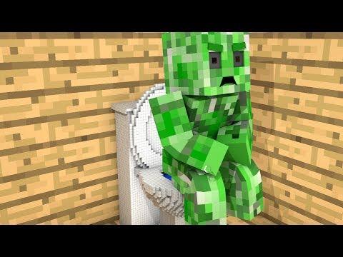 Achievement Hunter Minecraft Animation 0005