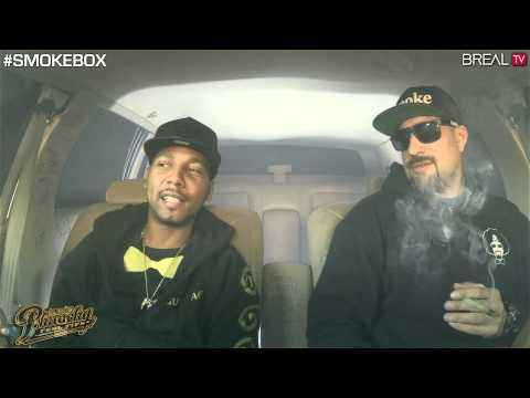 [Video] Juelz Santana – The Smokebox With B-Real Interview