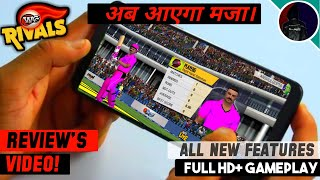 🎉Wcc2 का भाई । Wcc Rivals Cricket Game By Nextwave Mul | Reviews Video All New Features+Hd Graphics
