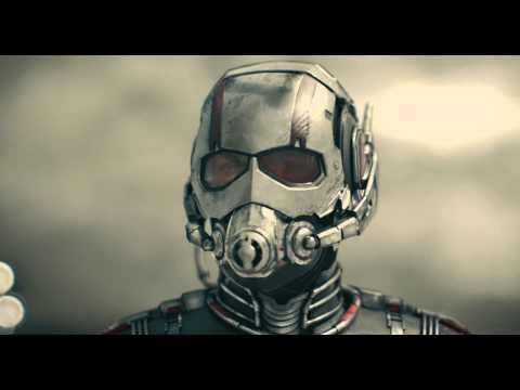 Homem-Formiga -  Clipe: Teste de Fogo