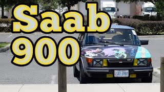 Regular Car Reviews: 1986 Saab 900 Turbo