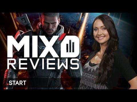 Mass Effect 3. Street Fighter x Tekken. Journey & I Am Alive - Mix'd Reviews