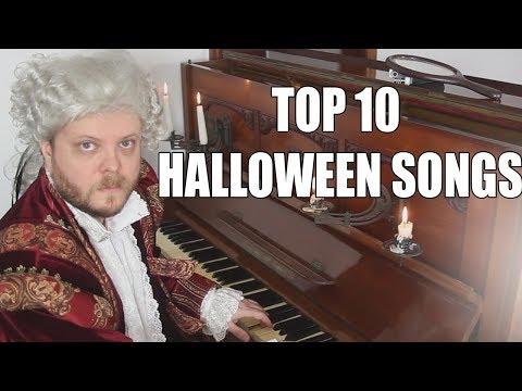 Top 10 Halloween Songs Vídeos de zueiras e brincadeiras: zuera, video clips, brincadeiras, pegadinhas, lançamentos, vídeos, sustos