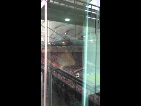 Mirá el video de la pelea entre jugadores de Gimnasia y dirigentes