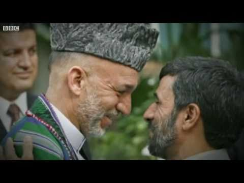 President Karzai calls Iran payments to Afghanistan 'normal' - 25 October 2010