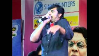 SUPER MALAYALAM MIMICRY by JUSTIN KALABHAVAN ( MINTO GOL COMEDY STAR fame )