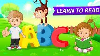 Học tiếng anh - Dạy Bé học đánh vần tiếng anh Với monkey junior phần 1