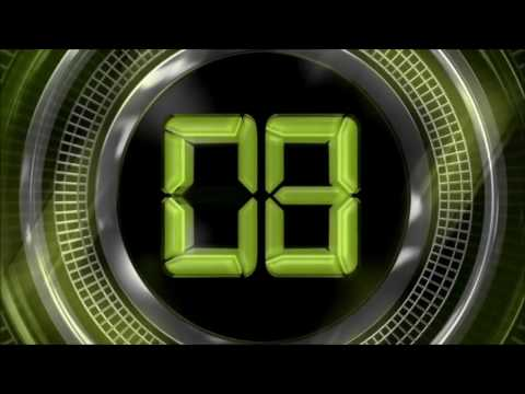 Cool Countdown 10,9,8,7,6,5,4,3,2,1