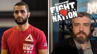 Firas Zahabi Interview: GSP vs. Khabib, Retirement Thoughts and More | SiriusXM | Luke Thomas