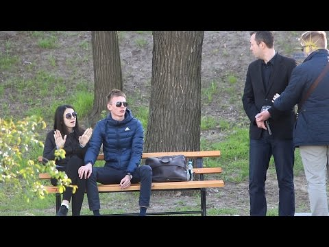 Покупка пистолета при свидетелях [Пранк] / Purchase of pistol at witnesses [Prank]