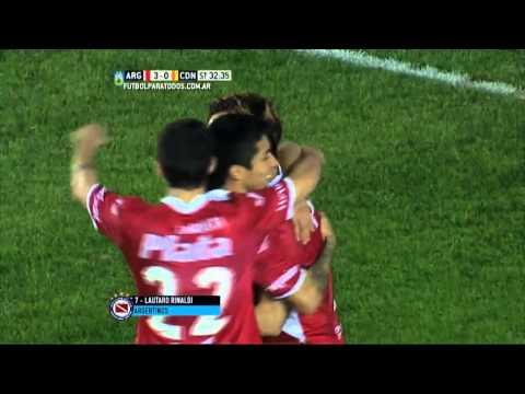 El Bicho goleó al Colectivero en La Paternal