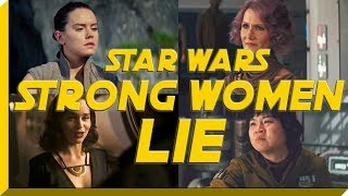 It's a Trap! Strong Women of Star Wars, It's A Lie & Here's The Proof