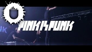 "Pink Is Punk & Benny Benassi ""Perfect Storm"" (Teaser)"