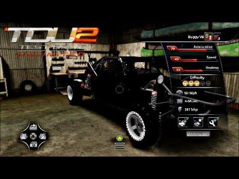 TDU2 - Buggy V8 REVIEW
