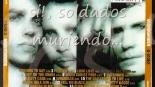 Watch Soundgarden Hands All Over video