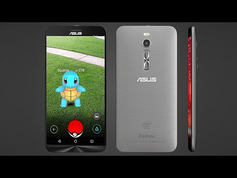 Intel Atom İşlemcili Zenfone Modellerine Pokemon GO Kurulumu!