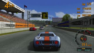Gran Turismo Concept 2002 Tokyo-Geneva - Ford GT40 LM PS2 Gameplay HD